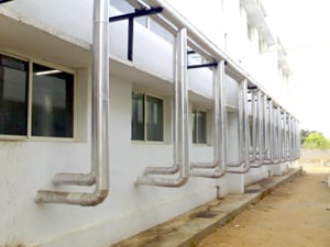 Low Maintenance Industrial Heating System