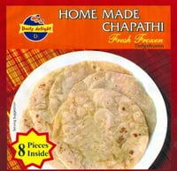 Fresh Frozen Home Made Chapati