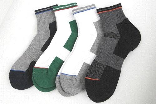 Multicolour Soft Sporting Socks