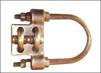 2 Bolted Type Dead End Clamps