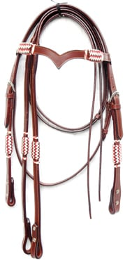 Headstall With Breastplate