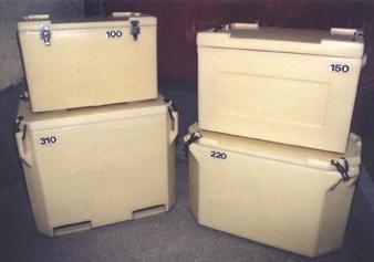 Insulated Puf Boxes