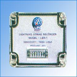 Lighting Strike Recorder