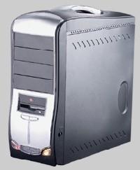 Polish Shock Proof Computer Cabinet