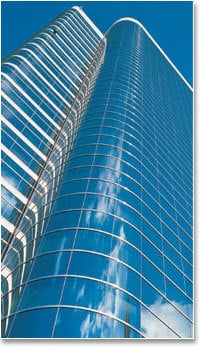 Tinted Float Building Glass