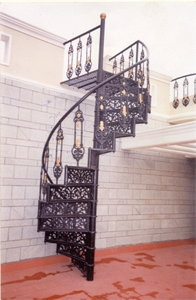 Cast Iron Staircase In Edayarpalayam