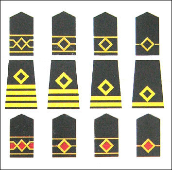 Merchant Navy Epaulettes at Best Price in Mumbai
