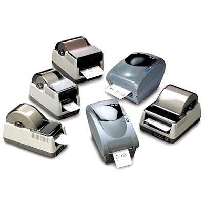 Starch Proof Compact Barcode Label Printers