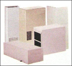 Air Conditioner For Electrical Control Panel