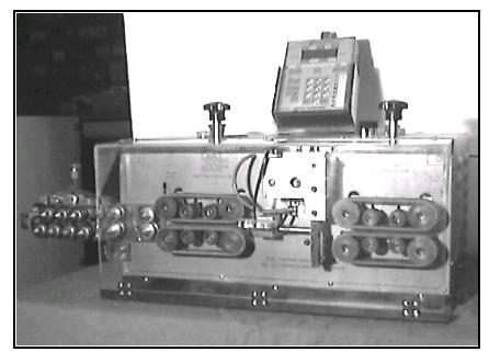High Efficiency Battery Cable Cutting And Stripping Machine