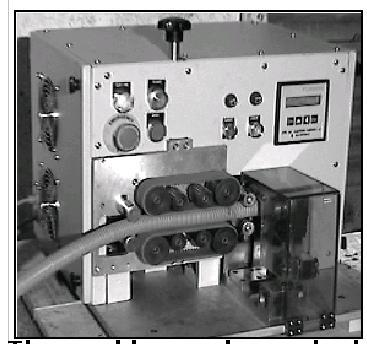 Corrugated Tubes Automatic Cutting Machine