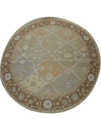 Embroidered Hand Tufted Carpet