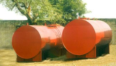 Static & Mobile Pressure Vessels