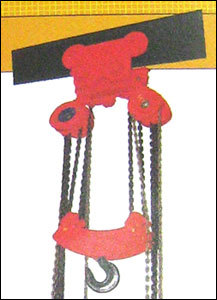 Chain Pulley Blocks & Trolleys