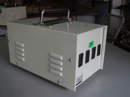 24v Lighting Transformer Cabin