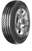 Rib Pattern Van Tyres