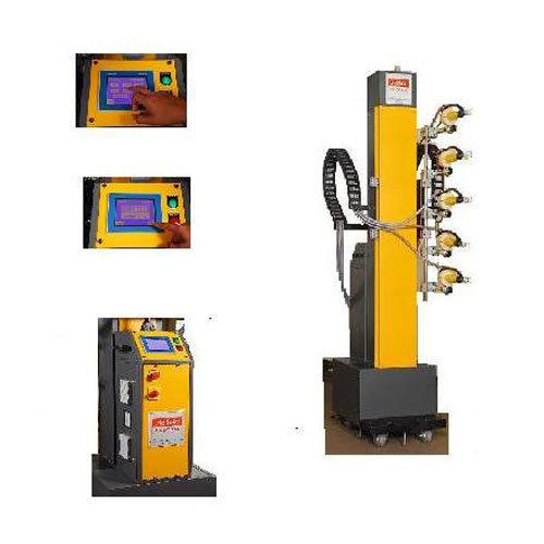 Reciprocators For Liquid Paints