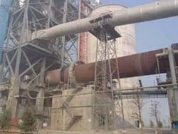 Girth Gear In Cement Production Line