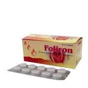Foliron Tablets