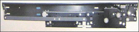 2 Panel Telescopic Opening Floor Door Operator