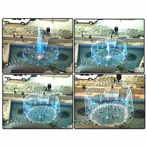Programmable Ultra Fast Action Fountain