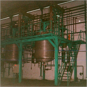 Chemical Plant Equipments & Piping With Structure in Navi