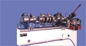 Automatic Pin Pressing and Gear Assembly Machine