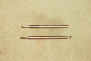 Terminal Pins With Threading & Taper End