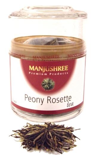 Peony Rosette Tea