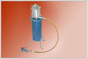 Pneumatic Mini Barrel Pump