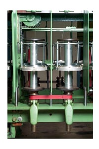 Bolster Spindle