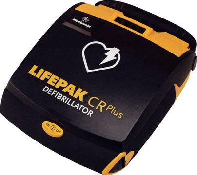 LifePak CR Plus AED Defibrillator
