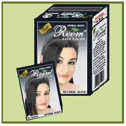 Black Reem Henna Color