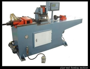 Automatic Pipe-end Forming Machine