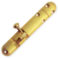 Brass Tower Bolts