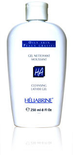 HELIABRINE HA CLEANSING LATHER GEL