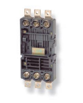 Plug-In Moulded Case Circuit Breaker