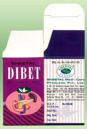 Dibet Tablets