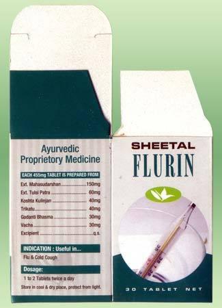 Flurin Tablets