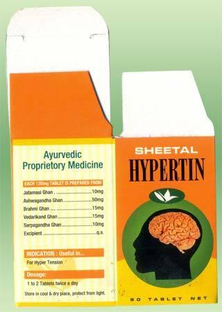 Hypertin Tablets
