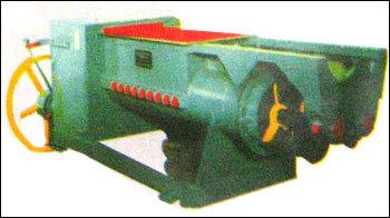 Heavy Duty Double Shaft Clay Mixer