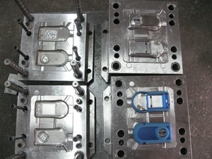 Mobile Shell Injection Plastic Mould