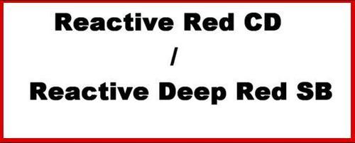 Reactive Red Cd
