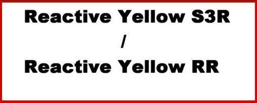 Reactive Yellow S3r