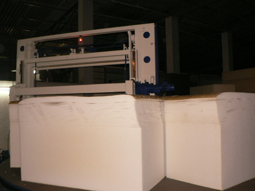 Carousel Cutting Machine