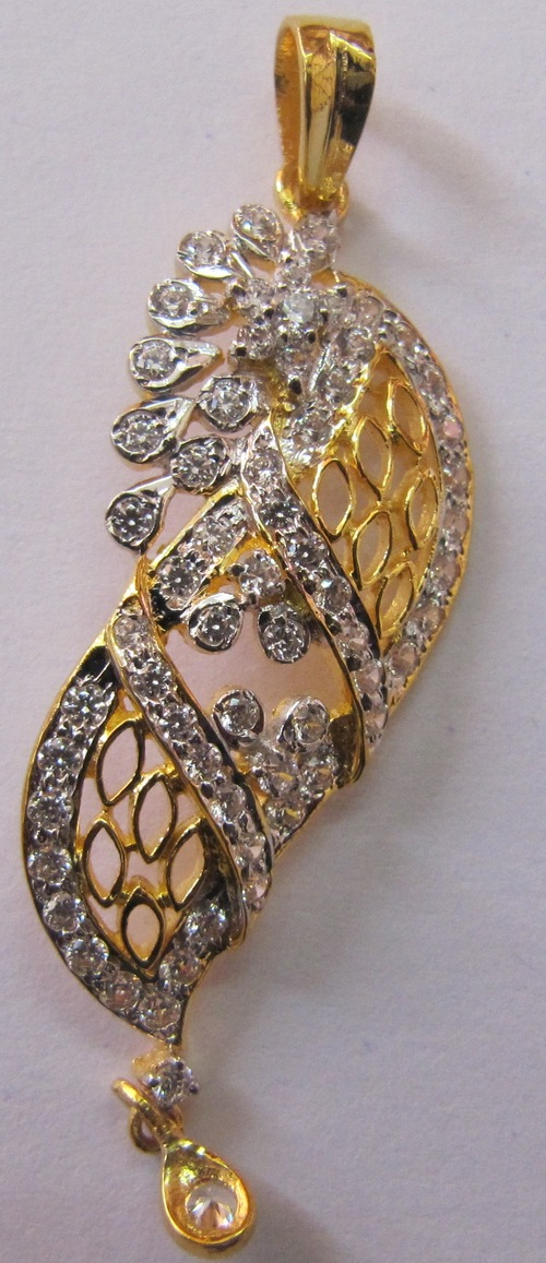 Amazing New Designer Gold Pendant Gallery - Jewelry Collection ...