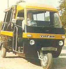 Vikram 450D Three Wheeler