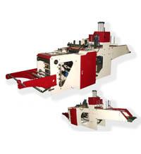 Rk451 T-Shirt Plastic Bag Cutting Machine