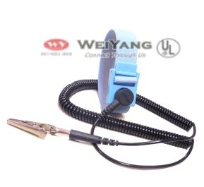 Anti-Static Wrist Strap & Ground Coil Cord