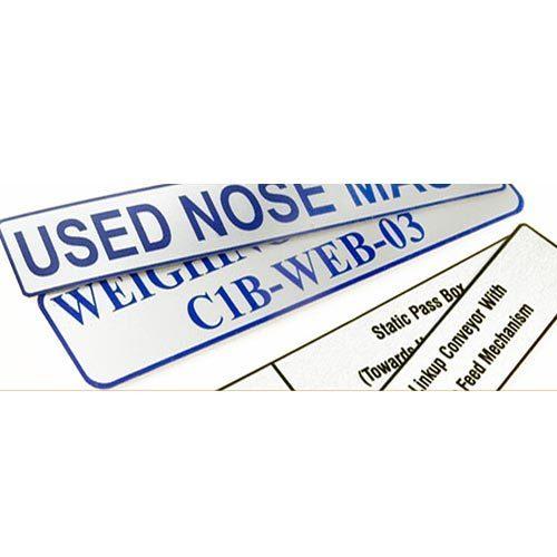Identification Labels